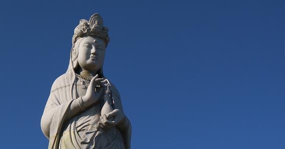 Guan Yin y la evolución del budismo en China
