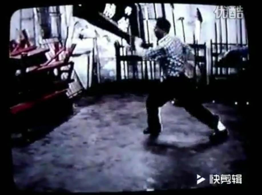 Kung Fu Choy Li Fut, Foshan, China