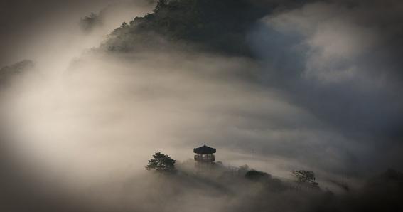Nubes y Lluvia, Poesía China, Gao Tang Fu, Song Yu